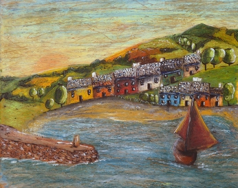Morning Harbour - SOLD