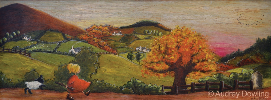 Autumn Walk - SOLD