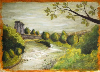 Kilkenny Castle - SOLD