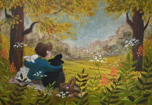 Once upon a time - SOLD